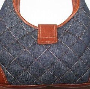 2779e8fcf3de Burberry Bags - Burberry Small Quilted Denim Bag